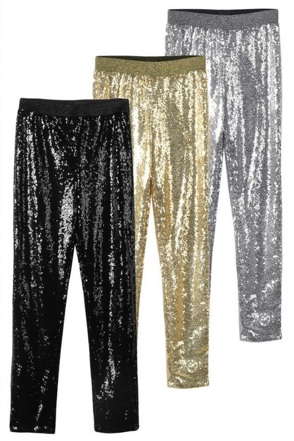 Bring your bling on with this super comfortable bling pants.