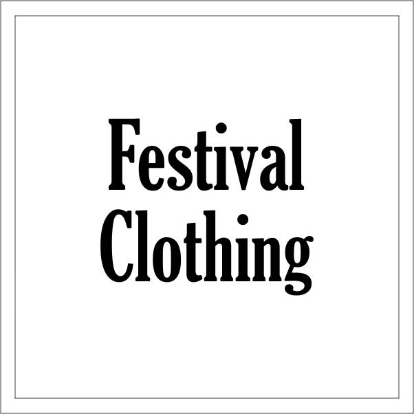 Festival Clothing